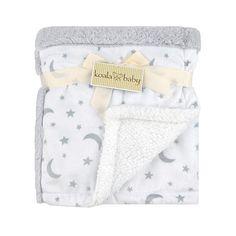 "Koala Baby Printed Patchwork Blanket - Stars and Moon - Babies R Us  - Babies""R""Us"