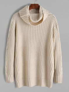 SheIn offers Apricot Cable Knit Turtleneck Sweater & more to fit your fashionable needs. Autumn Winter Fashion, Fall Winter, Men Sweater, Knit Sweaters, Shirt Jacket, Cable Knit, Cold Weather, Turtleneck, Pullover