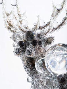Kohei Nawa - PixCell - Double Deer #6, 2012