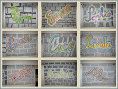 Namensgraffiti