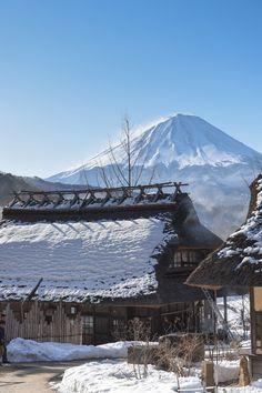 Morning of the mountain village | by shinichiro*