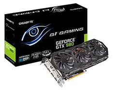 Gigabyte GV-N980G1 GAMING-4GD G1 Gaming, GeForce GTX 980, 4GB GDDR5 PCiE Video Graphics Card - http://21stpc.com/graphics-cards/gigabyte-gv-n980g1-gaming-4gd-g1-gaming-geforce-gtx-980-4gb-gddr5-pcie-video-graphics-card/
