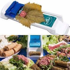 dolmades Yaprak Chou Wraps Instant Food Rolling Machine-Sushi