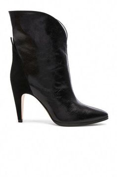 From natural to actually sexy, attempt on-trend mid-calf footwear with the distinctive designs and styles you are sure to love. Ankle Boots Outfit Winter, Winter Boots Outfits, Black Combat Boots, Mid Calf Boots, Leather Boots, Givenchy, Footwear, Heels, Mothers