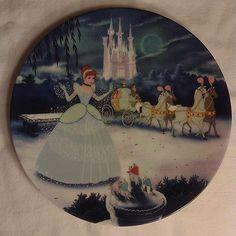 Disney Cinderella Collection Plate