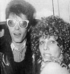 David and Angie David Bowie, Angie Bowie, Ziggy Stardust, Twiggy, Young And Beautiful, David Jones, Kurt Cobain, Comedians, Rock And Roll