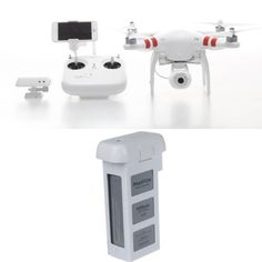 Amazon.com : DJI Phantom 2 Vision Quadcopter with Integrated FPV Camcorder (White) : Professional Video Accessories : Camera & Photo