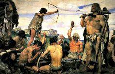 Hallado ADN asiático y americano en poblaciones europeas desaparecidas hace 14.500 años