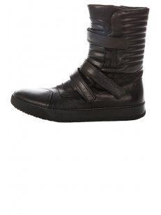 A285 Nappa Nero Boots Black