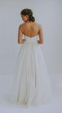 Unique Bridal Gowns and Wedding Dresses — Leanne Marshall Western Wedding Dresses, Luxury Wedding Dress, Bridal Dresses, Wedding Gowns, Dream Wedding, Wedding Things, Wedding Bells, Wedding Stuff, Silk Gown