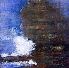 Ireland Co Mayo5 by Tom Dimock Oil ~ 12 x 12