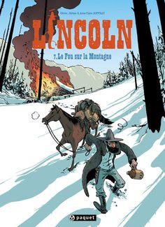 Lincoln - Tome 7- Le fou sur la montagne : Jérôme Jouvray & Olivier Jouvray