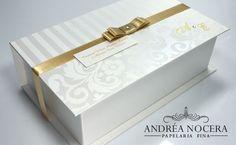 Caixa Personalizada para Casamento