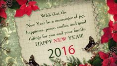 happy new year 2016 whatsapp status quotes sms messages and images