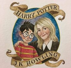 Happy birthday to Harry Potter and J. Rowling by Melody Howe Harry Potter Fan Art, Cosplay Harry Potter, Magia Harry Potter, Fans D'harry Potter, Mundo Harry Potter, Harry Potter Drawings, Harry Potter Images, Harry James Potter, Harry Potter Universal