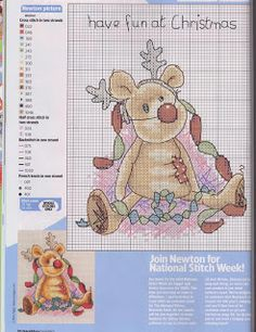 Atelier Colorido PX: Rudolf... a rena!