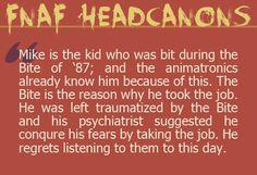 fnaf headcanon - Google Search