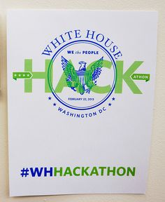 Reflections on the First Hackathon at the White House | MIT Center for Civic Media