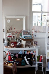 """Thursday, October 25, 2012Bells in the Distance??...      Dare I say?....but yes, Christmas is once again looming towards us at a rapid pace! And getting into the fast approaching Christmas Spirit, Chrissie treasure has started to arrive. In usual """"eclectic"""" Nest fashion little amounts of various styles will be available. Something quaint and folksy, something glamorous and vintage, something simple and Scandinavian?  There will be """"something"""" I feel that everyone will enjoy ...Not quite on…"""