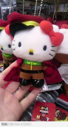 Heil Kitty.
