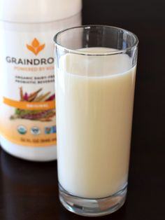 What is a dairy-free probiotic beverage? In the case of GrainDrops, it is pure drinkable yogurt with traditional flavor and abundant gluten-free, vegan nutrition. Made with biodynamic rice koji - no nuts, coconut or soy!