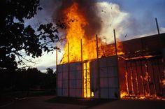 Alfredo Jaar, The Skoghall Konsthall, 2000. © Alfredo Jaar
