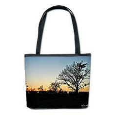 Train at Sunset Bucket Bag> Totes, Accessories, Accoutrements and Such> Flawn Ocho