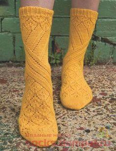Pointelle-kuvio Cookie A: lla – DIY Neulonta – sukka neulonta Crochet Socks, Knit Or Crochet, Knitting Socks, Hand Knitting, Knit Socks, Finger Knitting, Crochet Granny, Hand Crochet, How To Purl Knit
