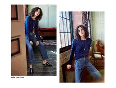 Citizens of Humanity #Jeans Spring 2016 Lookbook | SHOPBOP