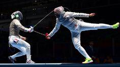 Berder vs. Muhammad, 2016 Olympic Games