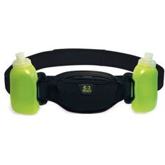 I need this in my life. Amphipod RunLite AirStretch Hydration Belt - 21 oz.