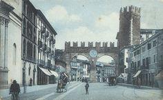 Verona - Portoni della Bra - primi 900