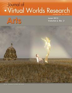 JVWR Cover for Arts issue, June 2013