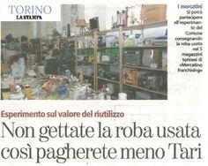 MERCATINO FRANCHISING: GLI OGGETTI USATI RIDUCONO LE  #TASSE . Come? Scopritelo qui http://www.mercatinousato.com/news-nazionali/mercatino-franchising-gli-oggetti-usati-riducono-le-tasse/4280  #TARI   #mercatinousato  +Città metropolitana di Torino +La Stampa  #ReteOnu