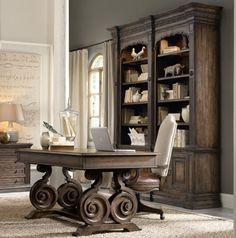 Rhapsody Writing Desk by Hooker Furniture