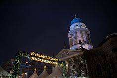 Although we're still dreaming about the lovely Berlin summer days that don't feel too far away yet, December is coming closer and closer - and with it the German tradition of strolling over the Weihnachtsmarkt…