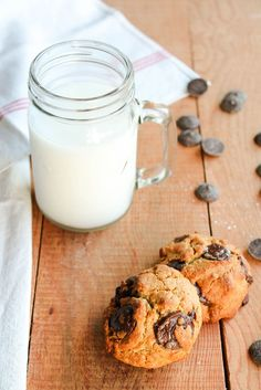 Cookies au Beurre de Cacahuètes {vegan} - Aime & Mange