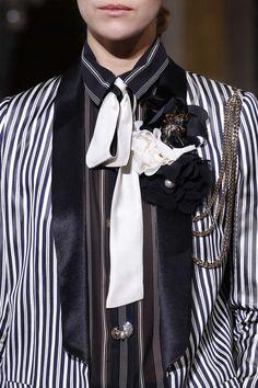 Lanvin SS17, Paris Fashion Week