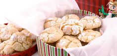 These tasty cookies are a rich blend of lemon and almond. Almond Paste Cookies, Italian Almond Cookies, Lemon Cookies, Yummy Cookies, Cinnamon Stars Recipe, Toasted Almonds, Pistachios, Pecans, Lemon Biscuits