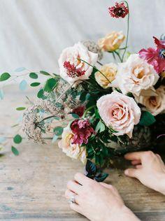 Thanksgiving Floral Recipe