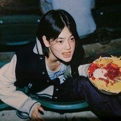 市川実日子 Ichikawa Mikako by ホンマタカシ Honma Takashi