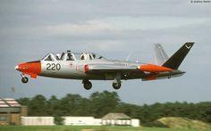 Fouga CM-170 Magister - Irish Air Corps : Baldonnel, Ireland, 16th August 1987