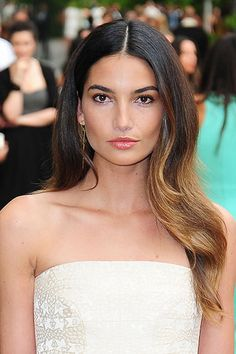 High Brow: The Best Celebrity Eyebrows - Lily Aldridge