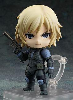 Metal Gear Solid figurine Nendoroid Raiden MGS2 Ver. Good Smile Company