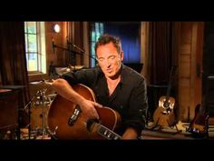 """Bruce Springsteen """"The Promise"""" Documentary Interview Pt 1"""