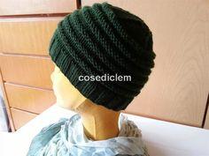 Circular Knitting Needles, Knitted Hats, Knit Crochet, Crochet Patterns, Beanie, Sewing, Mini, Hobby, Cos