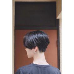 Popular Haircuts For Short Hair Men Short Wedge Hairstyles, Tomboy Hairstyles, Medium Hair Cuts, Short Hair Cuts, Short Hair Styles, Popular Haircuts, Haircuts For Men, Men's Haircuts, Korean Haircut Men