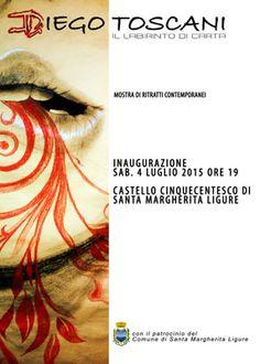 My next exhibition @ Santa Margherita Ligure (Italy)