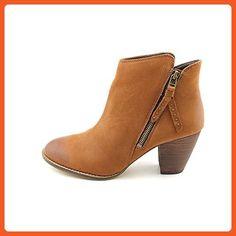 Steve Madden Women's Whysper Boot,Cognac Nubuck,8.5 M US - Boots for women (*Amazon Partner-Link)