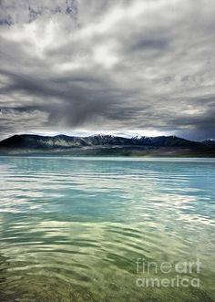 Glacier National Park - Lake McDonald Painting